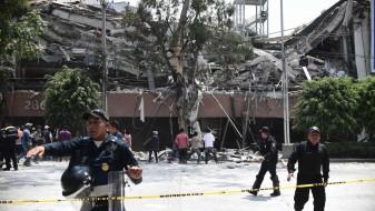 МНР: Нема информации за македонски граѓани погодени од земјотресот во Мексико
