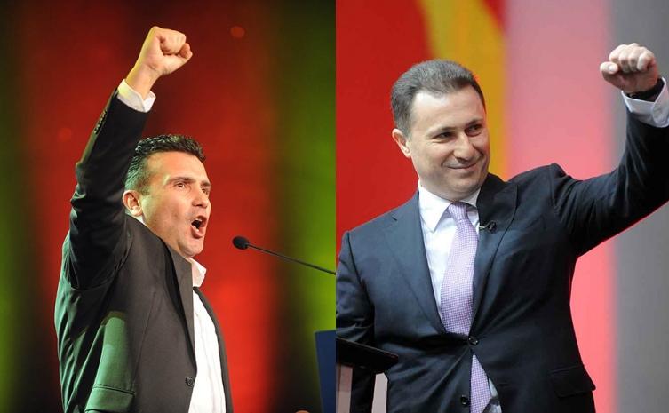 ВМРО ДПМНЕ не и верува на анкетата на Телма