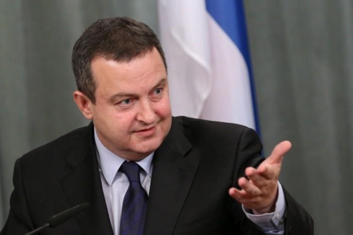 Дачиќ: Акцијата на РОСУ е само заплашување на Србите