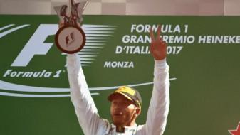 Хамилтон ја освои ГН на Италија
