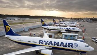 """""""Рајанер"""" направи грешка во годишните одмори на пилотите, дневно ќе откажува и по 50 лета"""