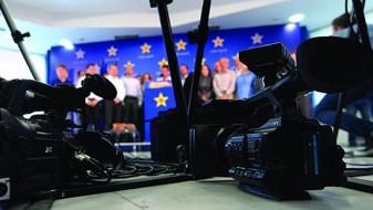 СДСМ: ВМРО-ДПМНЕ сè уштеживее во светот на лаги и закани