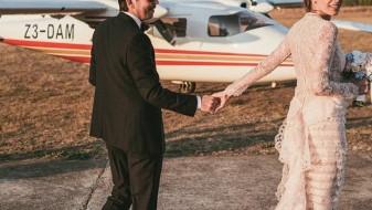 Каролина Гочева се омажи