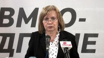"""Јакимовска: Анѓушев призна дека неговата компанија е деловен партнер на """"Фени"""""""