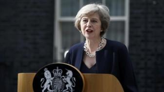 Меј: Британија останува посветена на безбедноста на Европа