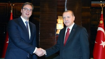 Ердоган во октомври ќе го посети Белград