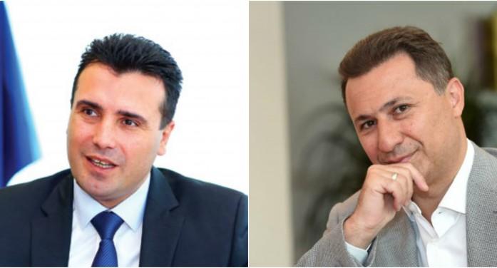Груевски бара предвремени избори, СДСМ му порачува дека е губитник