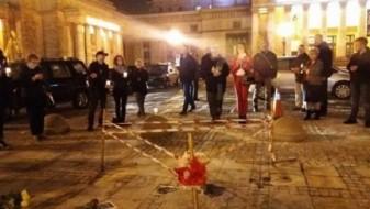 Полјак се самозапали на улица во Варшава поради состојбата во земјата