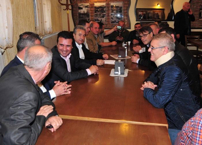 ВМРО-ДПМНЕ прашува: Каде беше Заев четири месеци да дојде во Старата Чаршија?