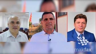 Двајца независни градоначалници и еден од малите партии
