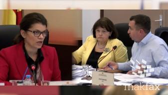 (ВИДЕО) Дебата во ДИК како во парламент: Бонева од ВМРО-ДПМНЕ наспроти Милев од СДСМ