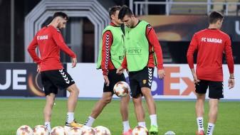 """""""Црвено-црните"""" се подготвени за Реал Сосиедад"""