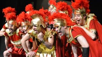 """Прилепскиот театар со претставата """"Ништо без Трифолио"""" ќе гостува во Велес и во Куманово"""