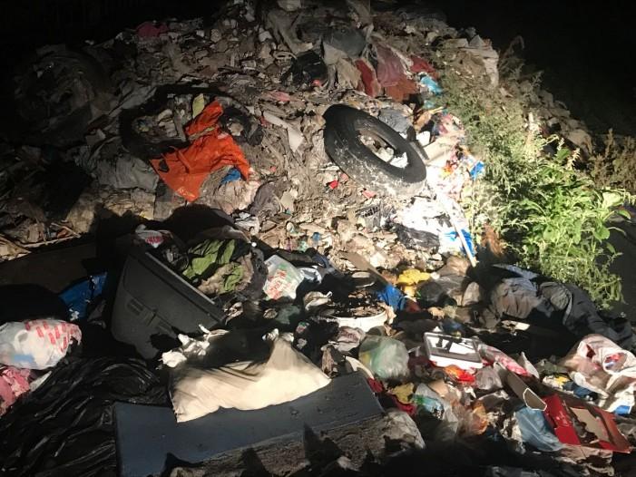 Диви ѓубришта го загадуваат воздухот во Карпош и Ѓорче Петров