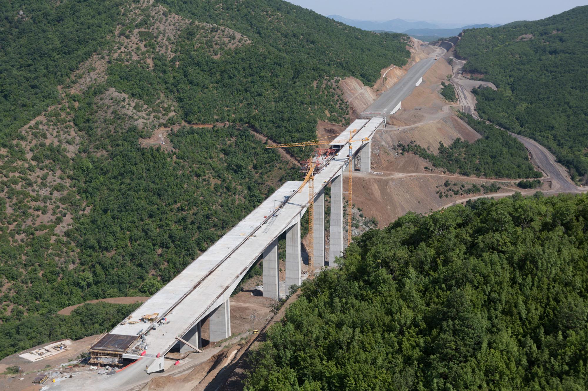 Автопатот Демир Капија Смоквица  готов до март идната година