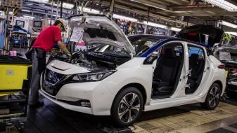 """""""Нисан"""" повлече 1,2 милиони автомобили во Јапонија"""