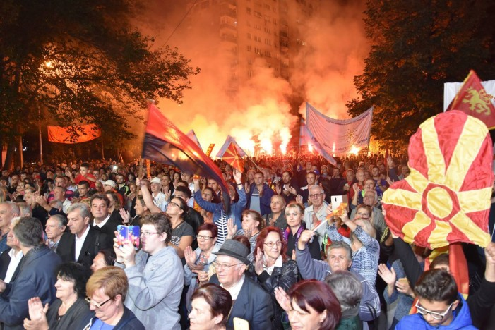 ВМРО-ДПМНЕ ќе одржи митинзи во Крушево и Прилеп