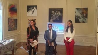 """Изложба на """"Вевчански видувања"""" во Париз по повод 11 Октомври"""