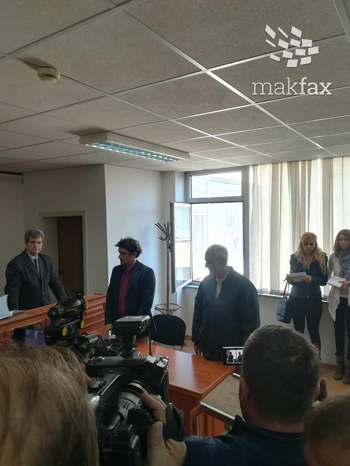 Четири години затвор за напаѓачот на Шекеринска