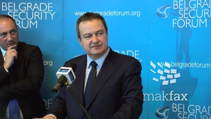 Дачиќ: Дипломатските односи Скопје – Белград сега се добри