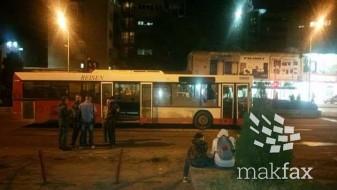 За тепачката во автобусот кај Бит-пазар, во полиција сослушани 10 лица