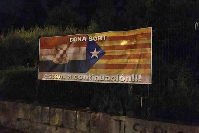 Поддршка за Каталонија од Херцег-Босна: Ние сме следни
