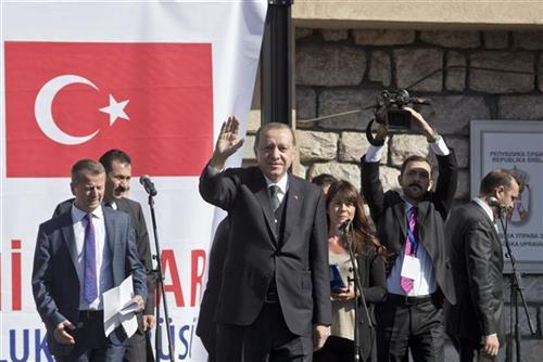Турција се поприсутна на Балканот