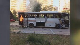 Бомбашки напад во Турција