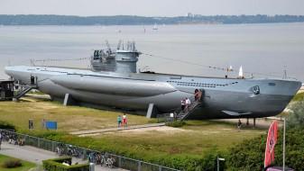 Сите германски подморници надвор од функција