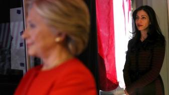 Илјадници документи од владата пронајдени во лаптопот на поранешниот сопруг на советничката на Клинтон