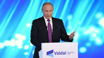 Путин: Поддржувајќи го Косово, ЕУ сама ги иницира сепаратистите во Европа