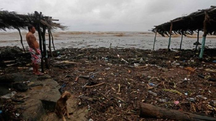 Централна Америка: Најмалку 22 загинати и 30 исчезнати во тропското невреме Нејт