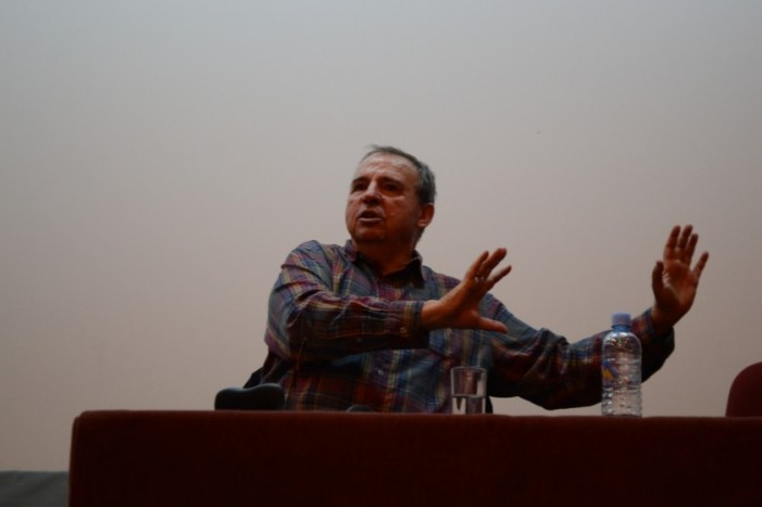 Горан Марковиќ: Во филмовите на Вуди Ален сите играат како него