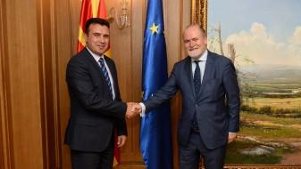 Заев очекува од Мадрид да најде решение за Каталонија според Уставот