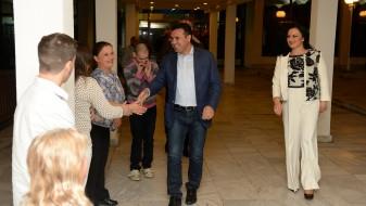 """Заев присуствуваше на манифестацијата """"Тортијада"""" во Банско"""