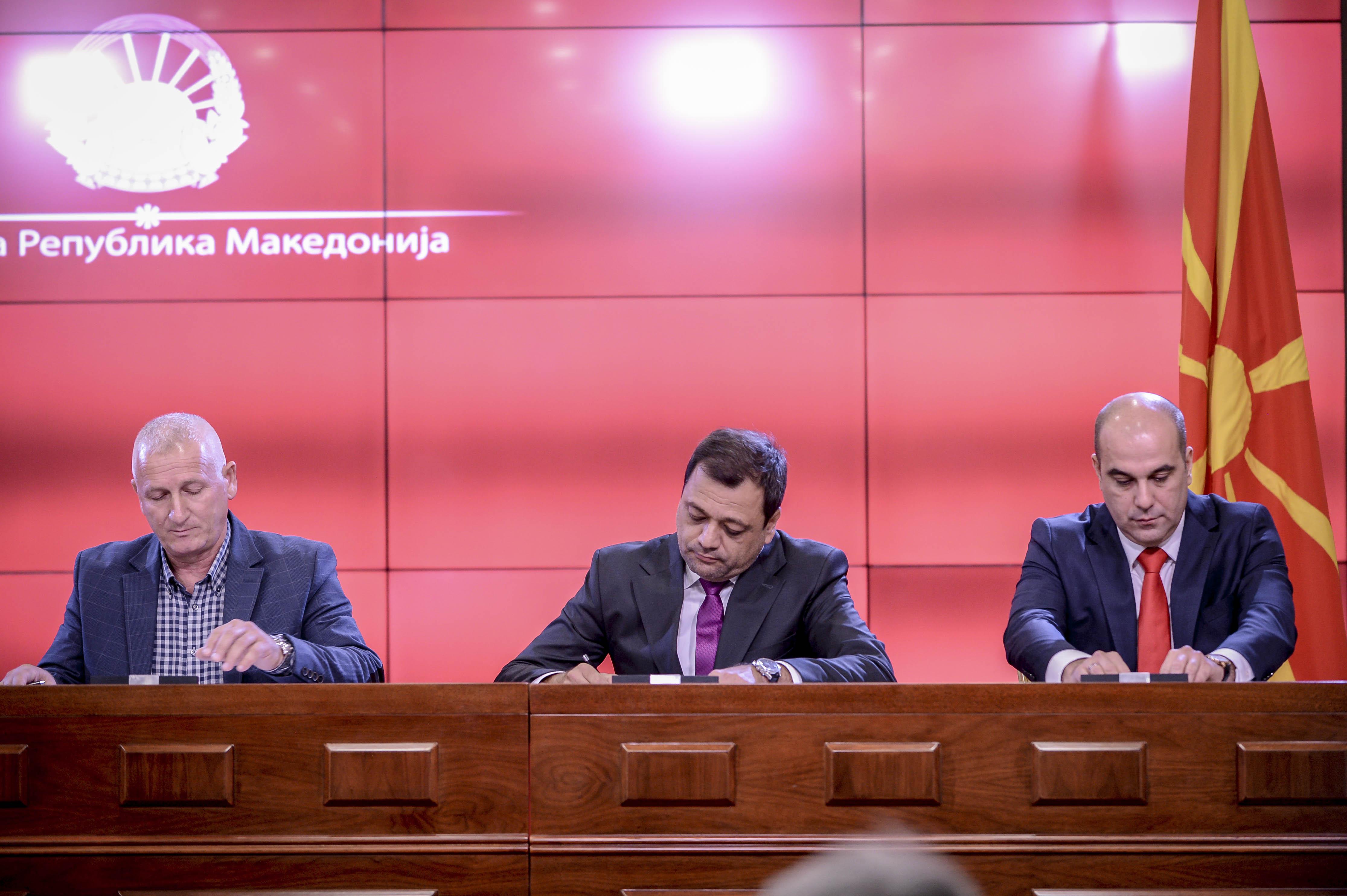Владата и  Југохром  се договорија за рестартирање на комбинатот