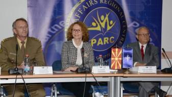 Шекеринска: Со СИАРС до помал ризик на бојното поле