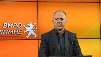 Димков: ВМРО-ДПМНЕ бара референдум за договорот со Бугарија
