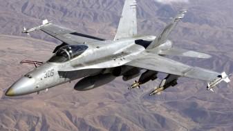 Мадрид: Се урна воен авион, загина пилотот