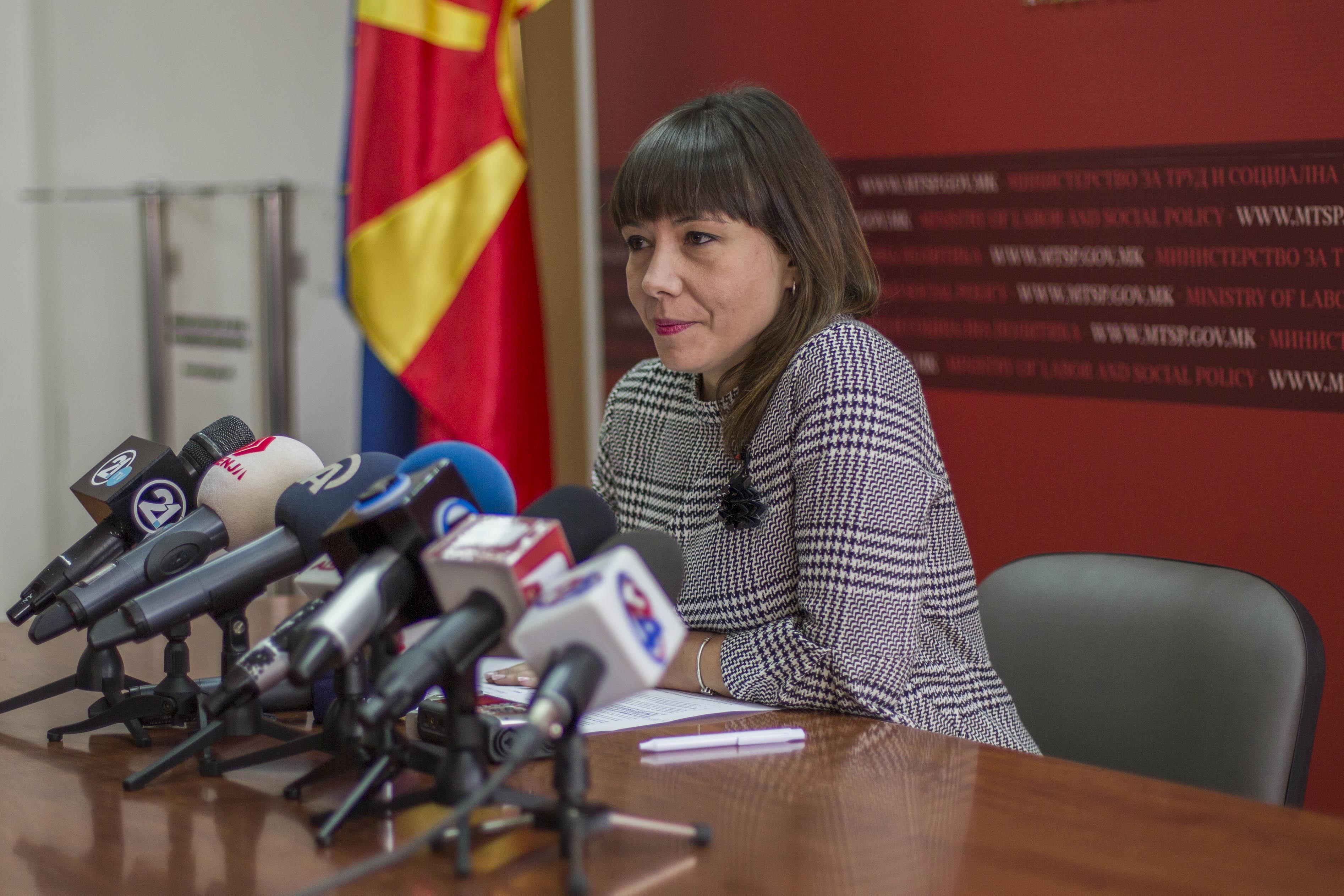 Министерството за труд и социјала ги покачи платите во градинките 2 отсто