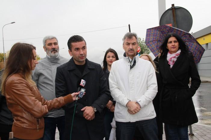 """Коневски вети реконструкција на булеварот """"Февруарски поход"""""""