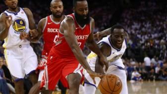 НБА: Хјустон го сруши шампионот ГС