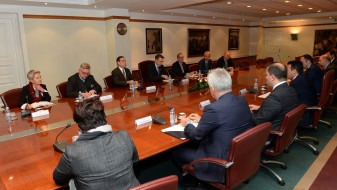 Шест амбасадори нудат помош за реформа на безбедносните служби