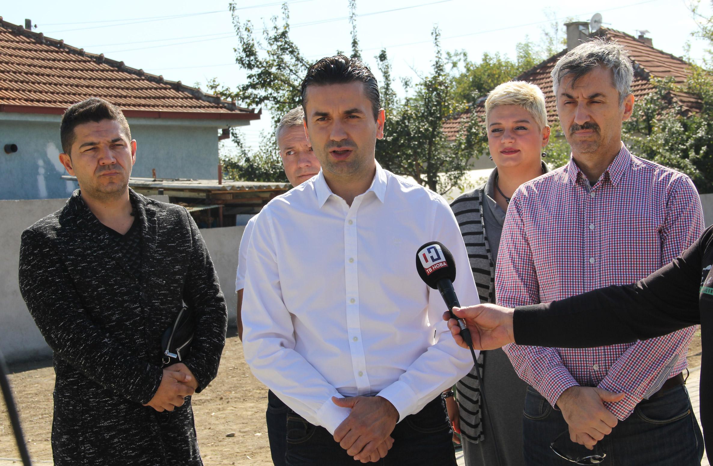 Коневски вети изградба на нова детска градинка и спортска сала во Долно Лисиче