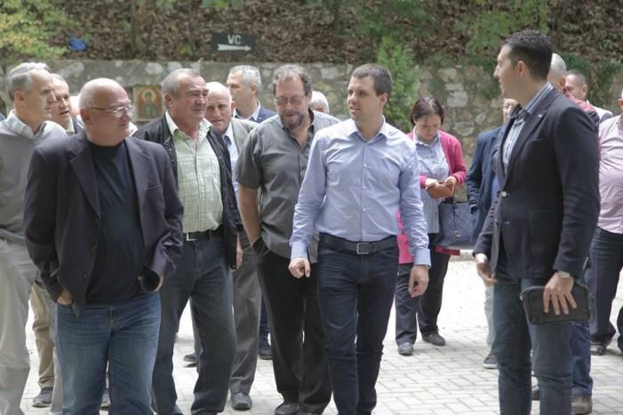 Богоев: Нерези е место на стари скопјани, тука мора да има подобар живот за сите