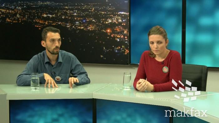 (ВИДЕО) Савески: Сите партии им слугуваат на бизнис-лобијата