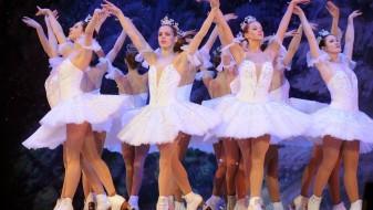 """Балетскиот спектакл """"Оревокршачка"""" на мраз на 24 ноември во Скопје"""