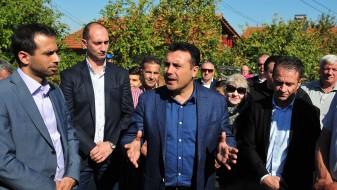 Коалиција СДСМ – ВМРО НП во вториот круг на локалните избори