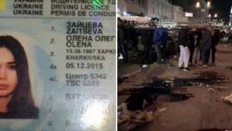 (ВИДЕО) Ќерка на украински тајкун со автомобил поминала на црвено и усмртила пет луѓе