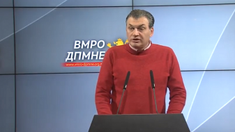 (Видео) ВМРО-ДПМНЕ ќе поднесе кривична пријава против Зоре Темелковски